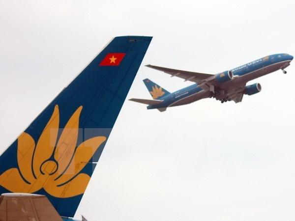 英刊:越南航空市场对全日空颇具吸引力 hinh anh 1