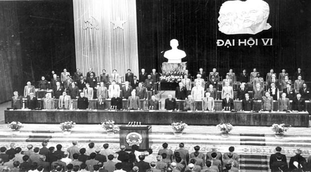 党的光辉历程:党的第六次大会——发起并领导国家的革新事业 hinh anh 1