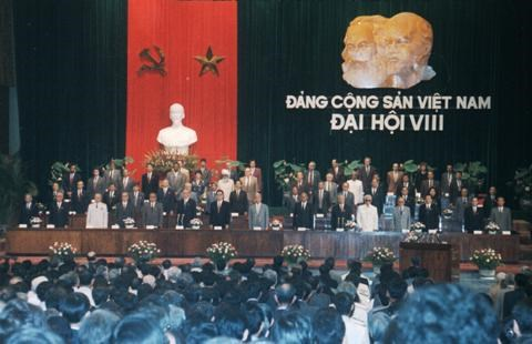 越南共产党历次全国代表大会 hinh anh 7
