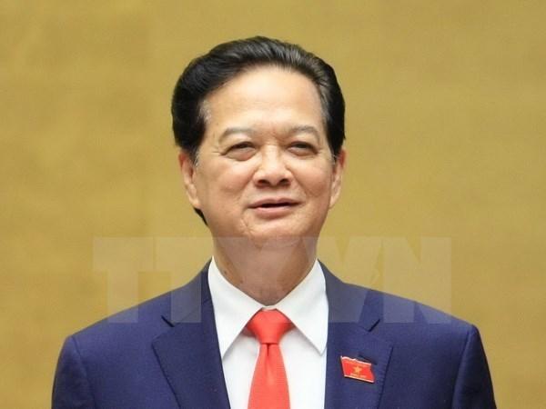 越南政府总理签发融入国际社会总体战略 hinh anh 1