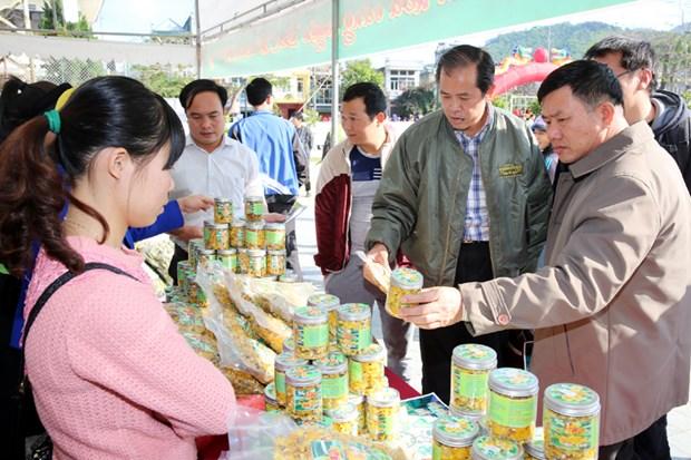 广宁省金花茶节开幕 推广旅游新产品和吸引投资 hinh anh 2