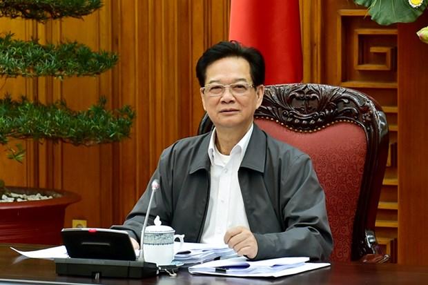 阮晋勇总理主持召开电力和煤炭规划调整会议 hinh anh 1
