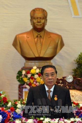 老挝人民革命党坚持社会主义制度 hinh anh 2