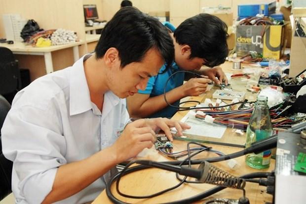 越南与日本加强半导体集成电路领域的合作 hinh anh 1