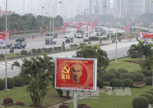 越共十二大:古巴媒体庆祝越南共产党第十二次全国代表大会的召开 hinh anh 1
