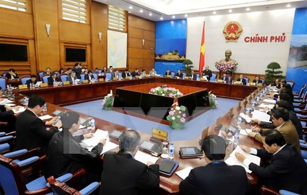 阮春福副总理:加强行政审批改革营造便利投资环境 hinh anh 1