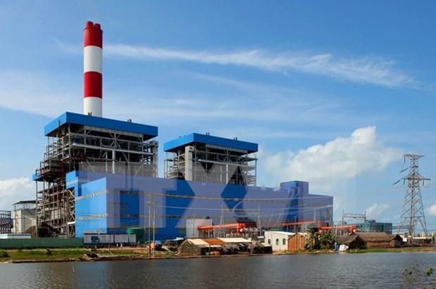 越南斥资逾20亿美元兴建功率为1200兆瓦的1号南定热电厂 hinh anh 1