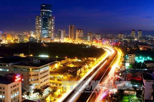 越南首都河内打造文明现代城市 hinh anh 1