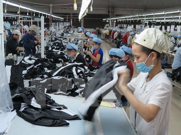 """TPP与EVFTA:越南中小型企业的机遇与挑战""论坛在河内举行 hinh anh 1"