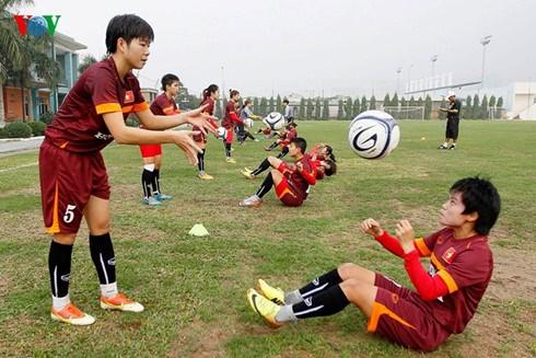 越南、韩国、中国和墨西哥队进行友谊赛 hinh anh 1