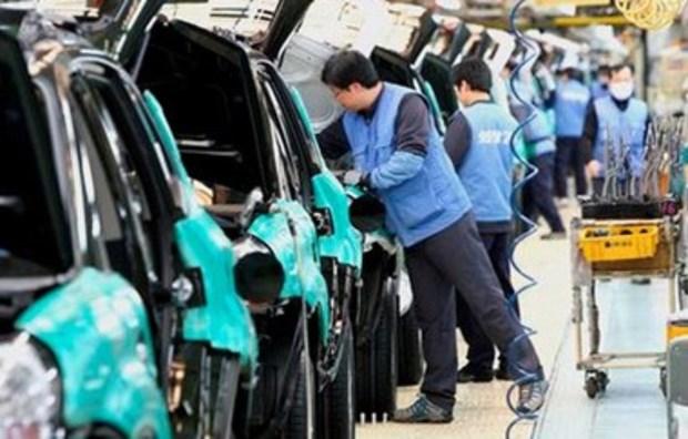 韩国继续成为对越投资排行榜上的领先者 hinh anh 1