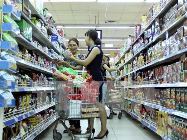 2016年1月份胡志明市消费价格指数略降 hinh anh 1