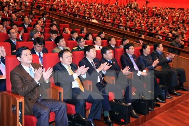 越共十二大:私营经济对国家发展做出十分重要贡献 hinh anh 1