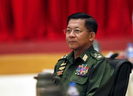 缅甸促进组建新政府 hinh anh 1