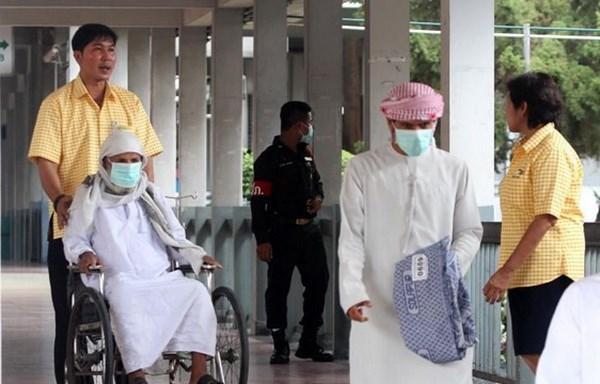 泰国出现第二例MERS患者 已隔离33人 hinh anh 1