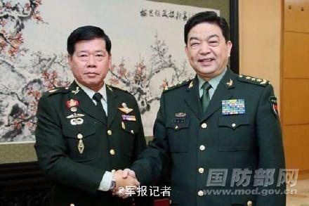 中国与泰国加强军事合作 hinh anh 1