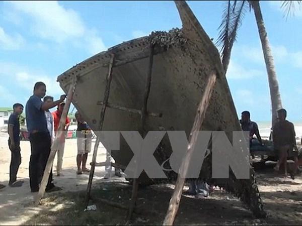 马来西亚说在泰国发现的残骸不属于马航 hinh anh 1