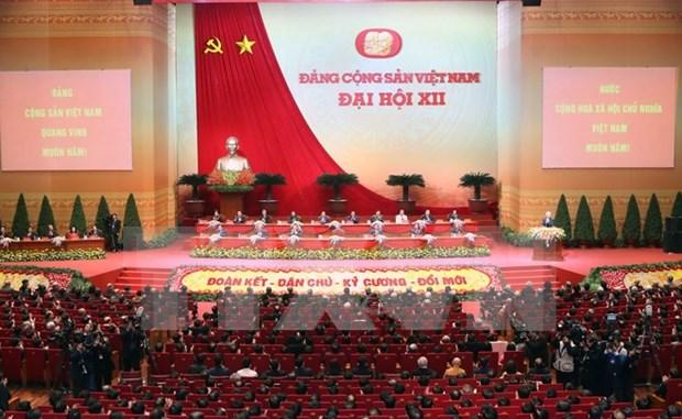 俄罗斯共产党主席对越共十二大胜利召开表示祝贺 hinh anh 1