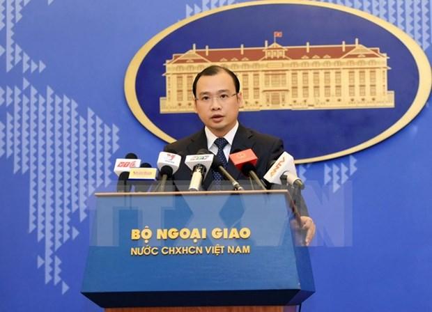 越南要求中国台湾立刻停止侵犯越南主权行为 hinh anh 1