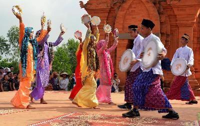 广南省美山世界文化遗产区推出许多新旅游产品 hinh anh 2