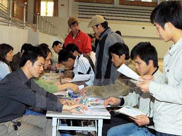 2015年越南劳务输出人数近11.6万人 hinh anh 1