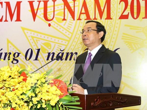 为2016年年初经济发展注入新动力 hinh anh 1