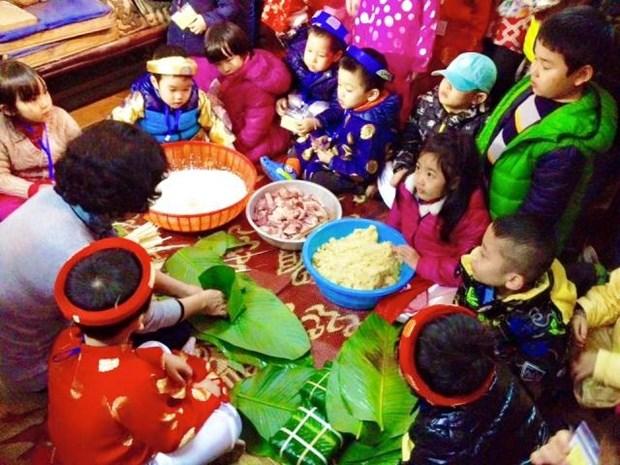 """""""体验越南春节""""活动展示越南民俗文化 hinh anh 1"""