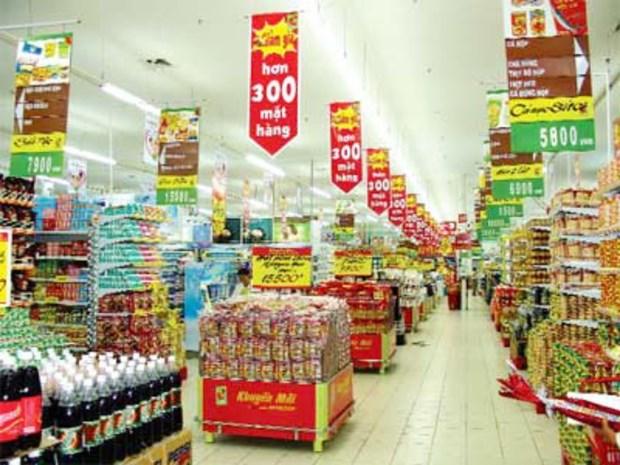 越南快速消费品市场前景广阔 hinh anh 1
