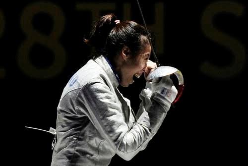 世界女子佩剑竞赛:阮氏漓荣居世界第24位 hinh anh 1
