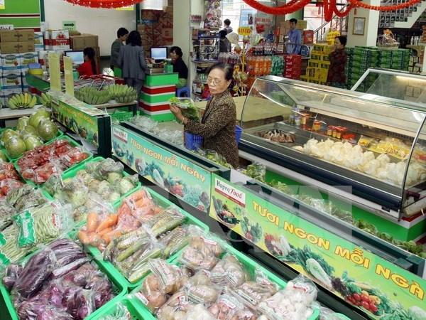 越南工商部:准备年货价值为230万亿越盾 hinh anh 1