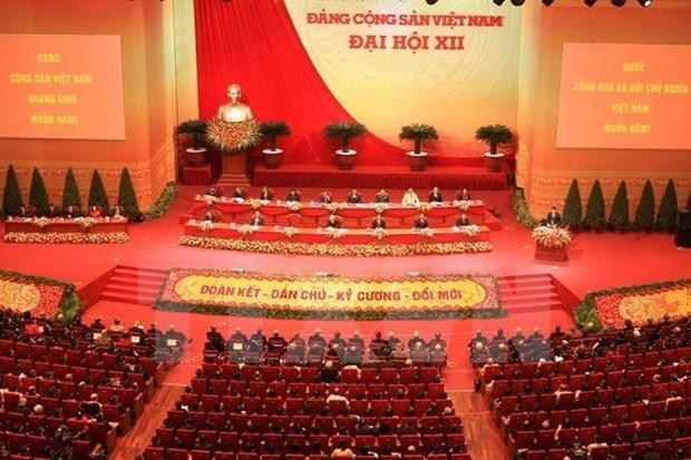 德国媒体高度评价越南共产党的领导地位 hinh anh 1
