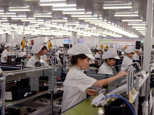韩国是越南最大直接投资来源国 hinh anh 1