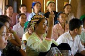 越南努力促进性别平等和妇女进步 hinh anh 1