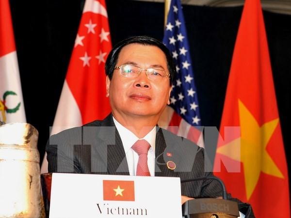 越南工商部部长武辉煌:采取适当措施 充分利用TPP优势 hinh anh 1