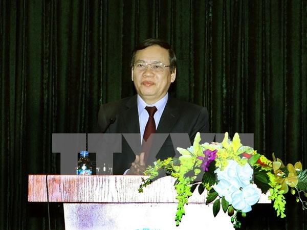 越南第十四届国会、各级人民议会换届选举工作业务培训视频会议召开 hinh anh 1