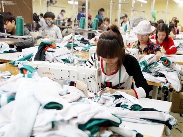 墨西哥纺织品服装业面临来自越南和马来西亚的竞争压力 hinh anh 1