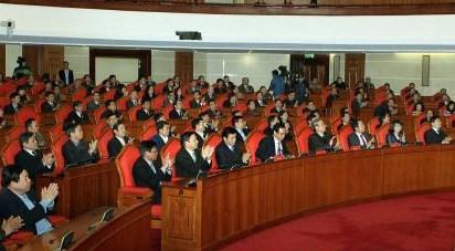 加强越南党和政府4个办公厅之间的协调 hinh anh 1