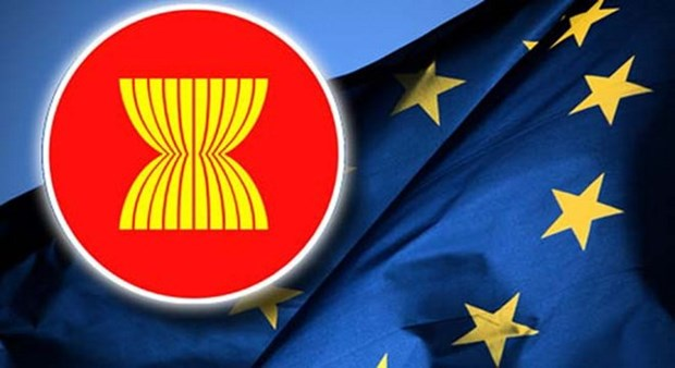 东盟——欧盟共同合作委员会第23次会议在印度尼西亚召开 hinh anh 1