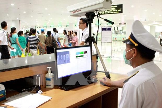越南加强对寨卡病毒的口岸检疫 hinh anh 1