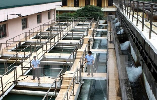 日本国际协力机构协助河内市提高供水质量 hinh anh 1
