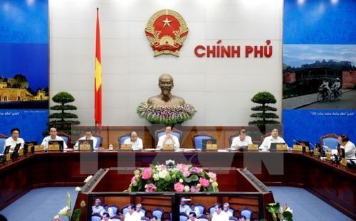 越南政府发布2016年1月例行会议决议 hinh anh 1