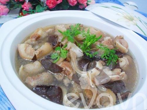 越南人过年时常吃的冻肉 hinh anh 1