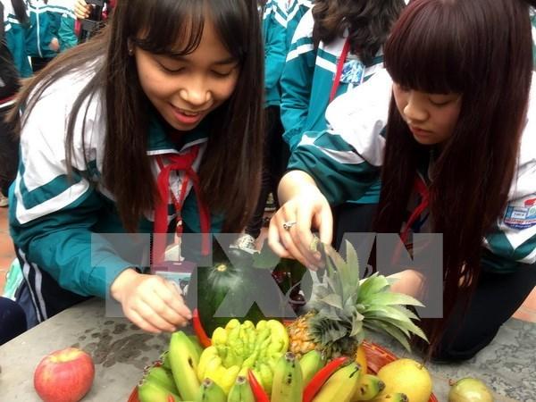 五果盘在越南人文化生活中的意义 hinh anh 1