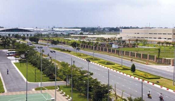 2015年胡志明市高科技工业园区吸引投资超过既定目标 hinh anh 1