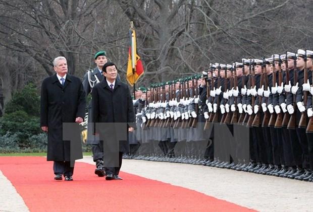 2015年越南党和国家领导人十大出访之旅 hinh anh 7