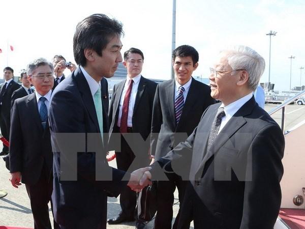 2015年越南党和国家领导人十大出访之旅 hinh anh 3