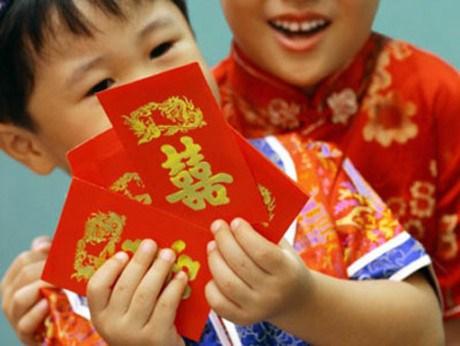 越南人春节派红包习俗 hinh anh 2