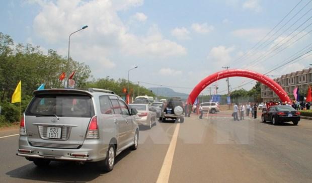 2016-2020年阶段越南西原地区交通基础设施建设拟投入48.95亿美元 hinh anh 1