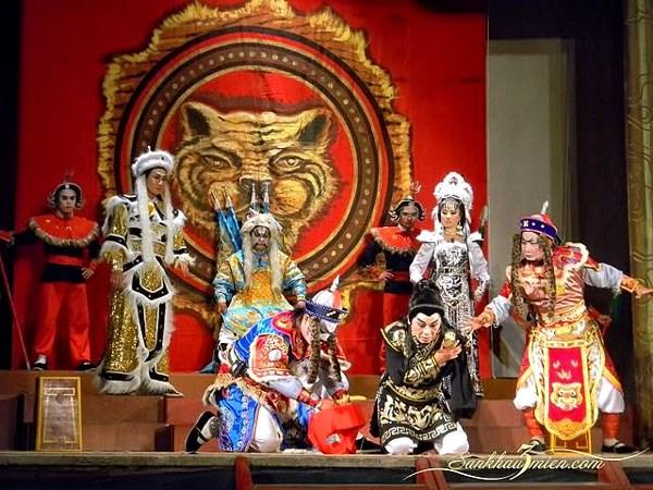 越南致力于保护与弘扬越南传统艺术类型——从剧 hinh anh 1