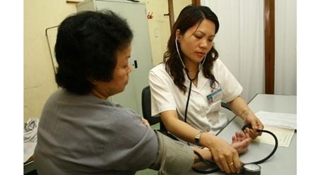制定适应人口老龄化发展的医疗卫生服务体系 hinh anh 1